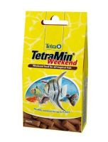 Tetramin Weekend Stick Food Holiday for Tropical Fish Tetra Min X5